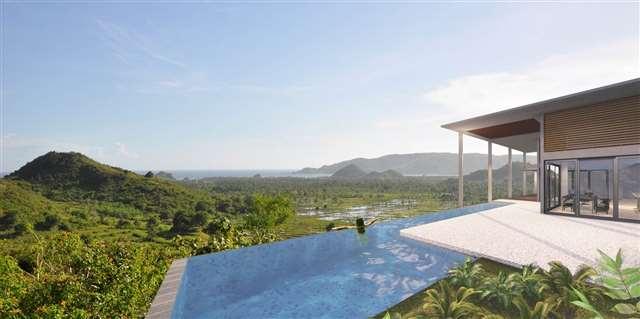 Mandalika View - A Secret Paradise